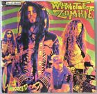 WHITE ZOMBIE LA SEXORCISTO : DEVIL MUSIC VOL.1 CD JEWEL CASE MADE IN BRAZIL