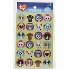 Darice Beanie Boos Jungle Stickers (96 Pack)