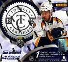 2013 14 PANINI TOTALLY CERTIFIED HOCKEY HOBBY 12 BOX CASE