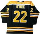 Willie O'Ree Signed