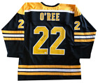 Willie O'Ree Autographed