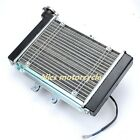 ATV go kart Water Cooled Engine Radiator + Cooling Fan 150 200 250cc Quad Buggy