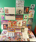 Minnesota Vikings lot 190+ collectible cards & misc 1960s-90s Tarkenton Carter
