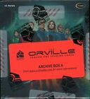 2019 The Orville Season One Factory Sealed Archive Box - 2 boxes