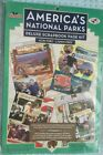 Americas National Parks Deluxe Scrapbook Kit Sheets and Stickers New