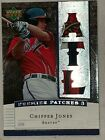 Chipper Jones Cards, Rookie Cards and Autograph Memorabilia Buying Guide 8
