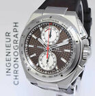 IWC Ingenieur 3785 Silberpfeil Chronograph Mens Watch Box/Papers IW378511