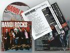 Hanoi Rocks / Street Poetry - '07, Japan obi + bonus tracks