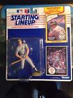 STARTING LINEUP OAKLAND A'S JOSE CANSECO FIGURE 1990 NRFP