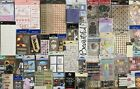 Lot Of 51 Packs Of Scrapbook Stickers K  Co Soft Spoken Jolees And More