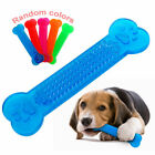 Durable Dog Chew ToysRubber Bone toy for Aggressive Chewers Indestructible
