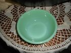 VINTAGE FIRE KING JADEITE RESTAURANT SOUP/CEREAL BOWL 5 1/2 IN. OVEN WARE
