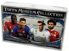 2017 18 TOPPS UEFA CHAMPIONS LEAGUE MUSEUM COLLECTION SOCCER HOBBY BOX BLOWOUT