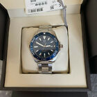 Tag Heuer Aquaracer Quartz 43mm Mens Watch WAY101C.BA0746 blue dial