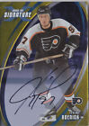 02-03 BAP Signature Jeremy Roenick Auto GOLD SP Flyers Be A Player 2002