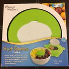 Weight Watchers Fruit Solution To Go Fruit Food Storage Container BPA Free