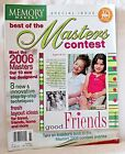 MEMORY MAKERS MAGAZINE Special Issue Best of the Masters Contest 2006 NEW