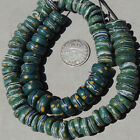 80 old antique venetian fancy feather beads african trade 1759