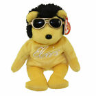 TY Beanie Baby - SOLID GOLD BEANIE the Elvis Bear (Walgreen's Excl) (9 inch)