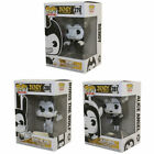 Funko POP! Bendy and the Ink Machine S1 Vinyl Figures - SET OF 3 (Bendy, Boris