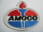 Amoco Patch Vintage, NOS, Embroidered, Oil, Gas,  3 1/8 x 2 5/8 inches