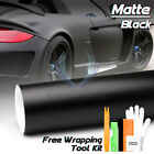 Matte Flat Vinyl Wrap Sticker Decal Film Bubble Free Air Release Sheet Film