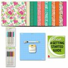 Cricut Chinoiserie Deluxe Paper Pens Mat and Tool Bundle