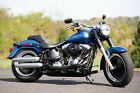 2014 Harley Davidson Softail 2014 Harley Davidson Fatboy Fat Boy LO FLSTFB 103 ABS Security Only 9975mi