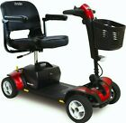 Pride GoGo Sport 4 Wheel Mobility Power Electric Scooter 325Lbs Weight Capacity