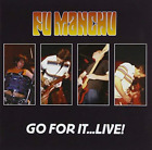 Fu Manchu-Go For It...Live (UK IMPORT) CD NEW