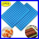 Mini Square Silicone Mold Silicone Candy Molds For CHOCOLATE Gummy Ice Cube BLUE