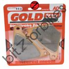Brake Pads Goldfren Rear Harley Davidson FXS 1200 Low Rider 1977-1980