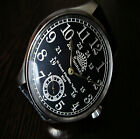 JUNGHANS FLOTILLA U-BOAT WW2 MILITARY STYLE VINTAGE GERMAN POCKET WATCH MOVEMENT