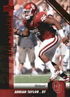 Sleeper Football Cards: 2011 Upper Deck Football Stripe Redemptions 7