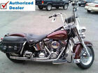 Thunderheader Chrome 2 Into 1 2 1 Full Exhaust Pipe System Harley Softail 86 06