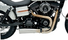 Vance  Hines Brushed Competition Series 2 1 2 Into 1 Exhaust System Harley Dyna