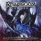 RHAPSODY OF FIRE-INTO THE LEGEND (UK IMPORT) CD NEW