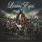 Leaves' Eyes-King of Kings (UK IMPORT) CD NEW