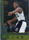 Ray Allen Rookie Cards and Memorabilia Guide 37