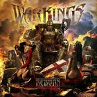 Reborn, Warkings, Audio CD, New, FREE & Fast Delivery