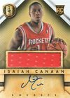 2013-14 Panini Gold Standard Rookie Jersey Autographs Guide 52