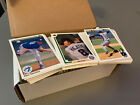 1990-1993 Upper Deck Collectors Choice Baseball Box of 400 Trading Cards EX-MINT