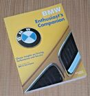 VTG 95 BMW Enthusiasts Companion SoftCover Manual Book by Bentley 325iC 850CSi