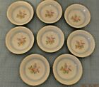 Homer Laughlin Eggshell Nautilus Dinnerware Berry Bowls Set of 8