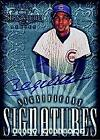 1998 Donruss Signature Significant Signatures #18 Billy Williams Autograph 2000
