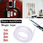 Double sided Grip Tape Traceless Washable Adhesive Nano Invisible Gel Tapes