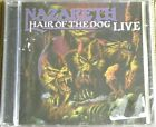NAZARETH HAIR OF THE DOG LIVE 1981 CD SEALED BRAZIL ONLY LIMITED 1000 COPIES 12T