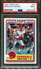 1984 Topps USFL Football Cards 3