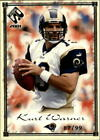 Kurt Warner Cards, Rookie Cards and Autographed Memorabilia Guide 18