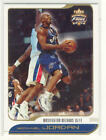 Top Michael Jordan Game-Used Washington Wizards Cards 23